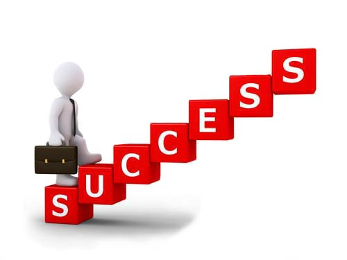 step-to-sucess